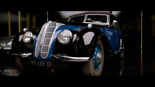 BMW327カブリオレ。1937年に誕生したラグジュアリー・クーペ