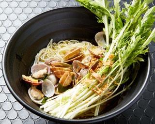 「あさり潮ラーメン」(880円)/RA-MEN&CAFE Noodleey!