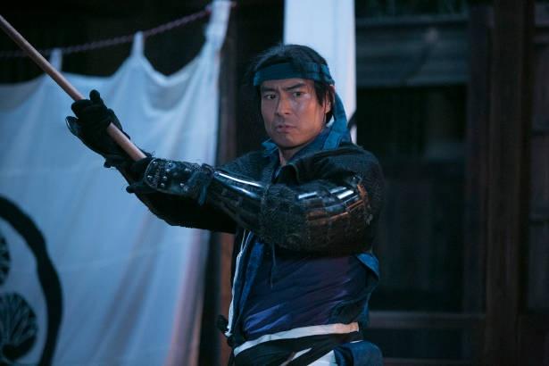 高嶋政宏が、戦国最強とも称される徳川四天王の一人、本多忠勝を好演中