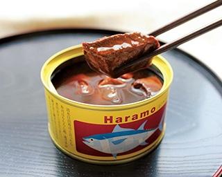 震災復興支援で開発した「サヴァ缶 国産サバのレモンバジル味」410円(170g)