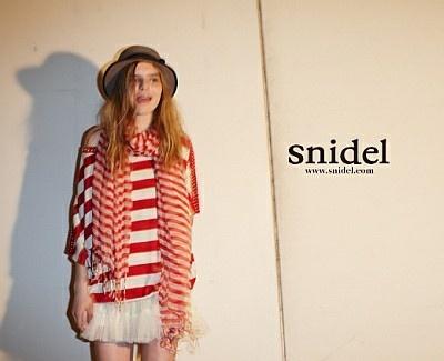 あの大人気ブランド「snidel」が、いよいよラフォーレにも登場!
