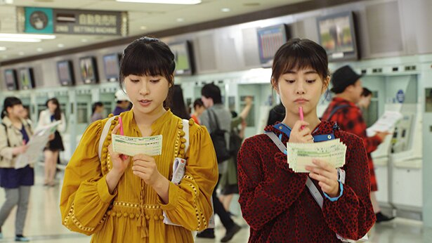 高畑充希と土屋太鳳らが出演するJRAのプロモーションシリーズ