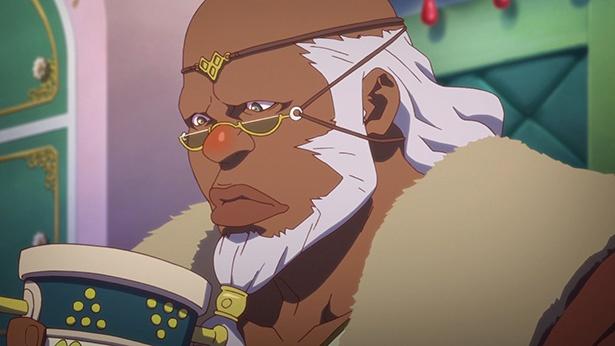 「神撃のバハムート VIRGIN SOUL」第22話先行カットを公開。バハムートが復活した地・エイボスへ