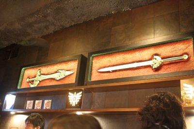 【写真】天空の剣など内部詳細やメニューを公開!