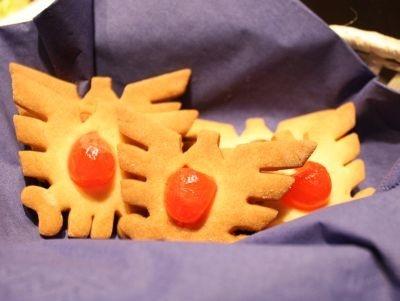 「ロトの紋章クッキー」(550円)