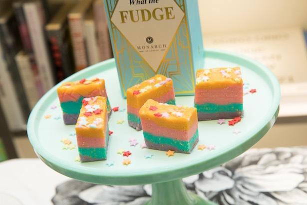【写真を見る】「What's the Fudge?」(一箱1299円) / MONARCH of LONDON