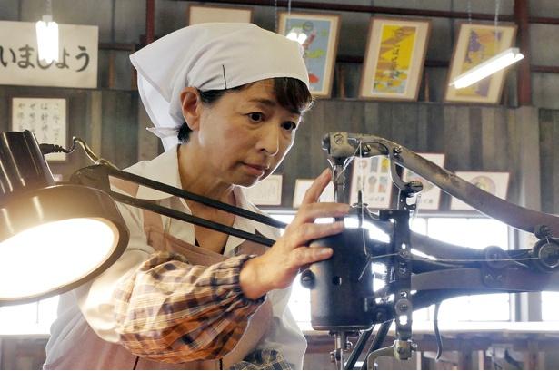 連続テレビドラマ初のレギュラー出演! 新ドラマ「陸王」で、阿川佐和子がこはぜ屋の縫製課リーダー・正岡あけみを演じることが決定