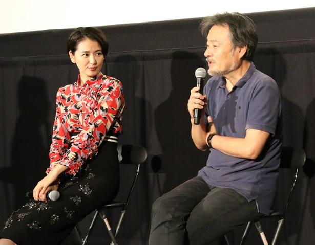 「なんでもありなのがSF映画のよさ」だと語る黒沢監督