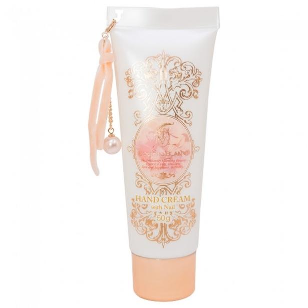 「Fragrance HandCream with Nail - フレグランスハンドクリームwithネイル - 50g」