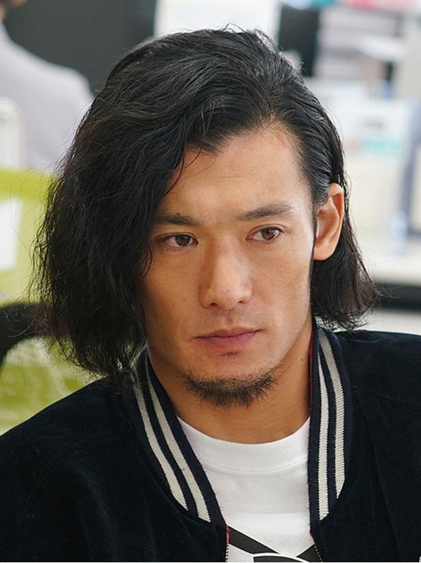 """""""愛人同盟""""結成のきっかけを作る男・満島由紀夫を演じる淵上が「フリンジマン」を語る!"""
