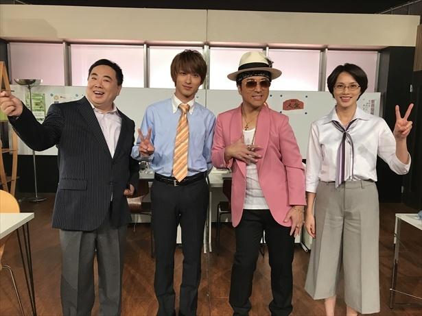 内村光良らのコント番組「LIFE!-」でムロツヨシ、横浜流星らがコントを演じた