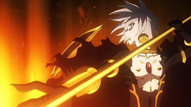 「Fate/Apocrypha」第12話のカットが到着。黒のランサーの窮地に現れたダーニックの提案とは?