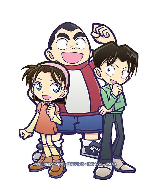 「ぷよぷよ!!クエスト」と「名探偵コナン」のコラボがついに開催! 人気キャラが多数参戦!!