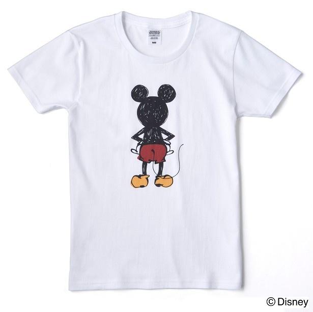 Tシャツ(全3種、S・Mサイズ)(税抜2980円)