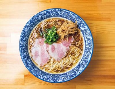 「醤油らぁ麺」(750円)/らぁ麺屋 はりねずみ