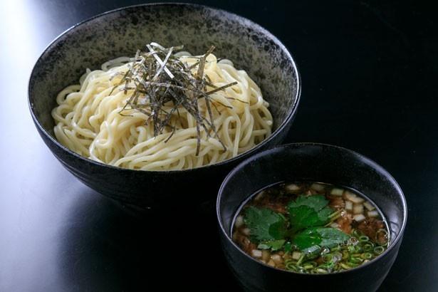 「牛スジつけ麺(150~250g)」/麺や 銀ぺい