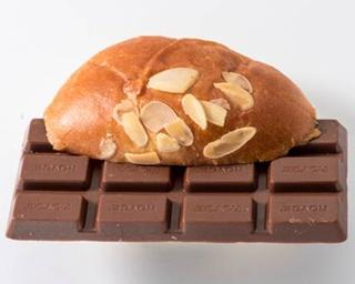 見た目のインパクトで選ぶならこれ! 板チョコを丸ごとサンドした「グテ」303円