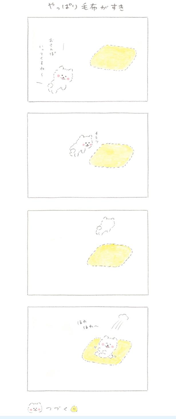 【まんが連載】トゲトゲした心もほわほわ! 4コマ「ほわころくらぶ」第8話配信
