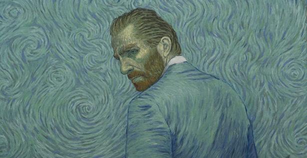 125名の画家が描いた6万2千450枚の油絵が動く、全く新しいアニメーション映画が登場した