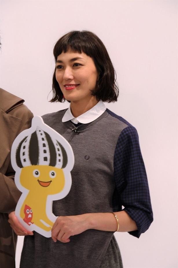 板谷由夏、映画工房300回記念プロジェクトに意気込み「ワクワクしています!」