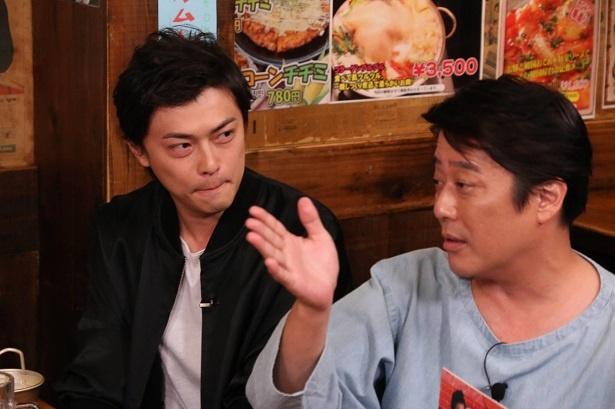 勝地涼(写真左)が「ダウンタウンなう」に登場!