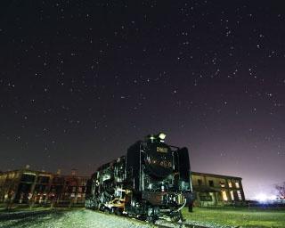 【大分へ行こう!】まるで銀河鉄道の世界!?秋の絶景を求め旧豊後森機関庫へ