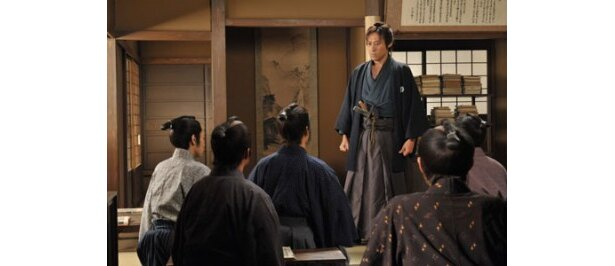 私塾「松下村塾」を開き、多くの人材を育て上げた吉田松陰