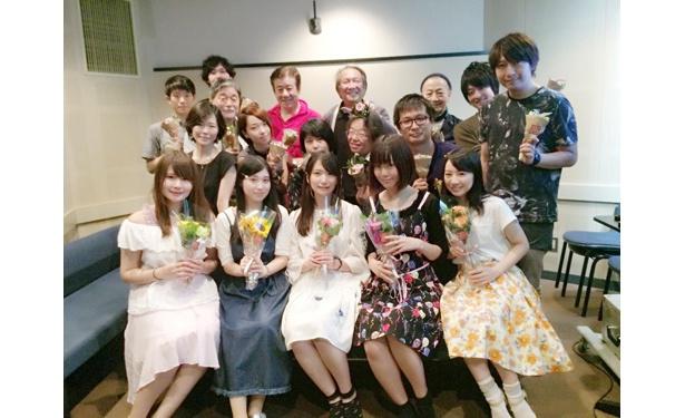 アニメ「プリンセス・プリンシパル」最終回アフレコ現場より、キャストコメントが到着!