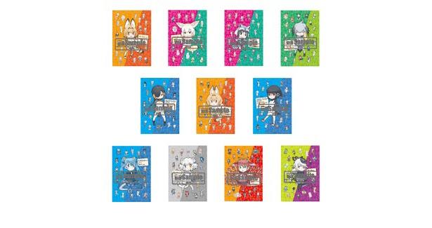 「けもフレ」「Re:ゼロ」など、人気作品の夏コミKADOKAWAグッズがebtenに登場!