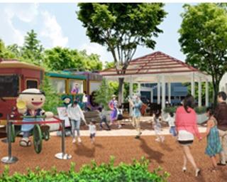 うなぎパイファクトリーが更なる進化!ガーデンリニューアルで緑あふれる空間へ