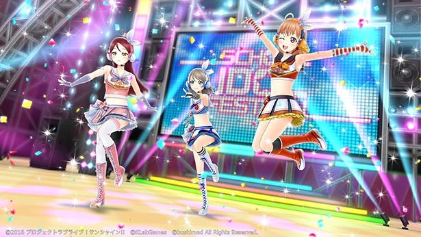 「ラブライブ!」スクスタ発表会でスクールアイドルたちが大集合!