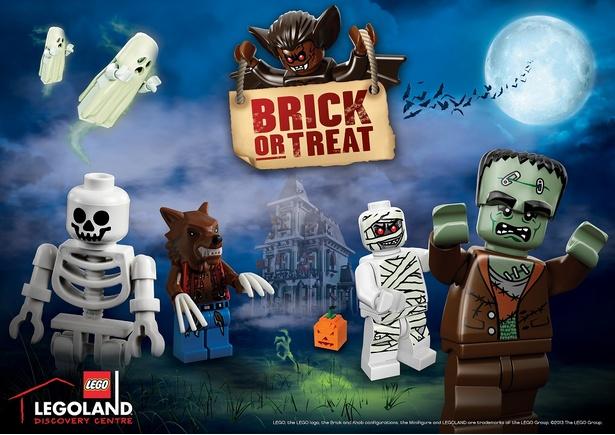 677333 615 - ハロウィンの世界観をレゴ®ブロックで表現!