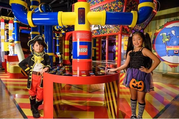 677334 615 - ハロウィンの世界観をレゴ®ブロックで表現!