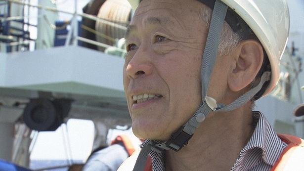 「ウナギ博士」こと塚本勝巳教授