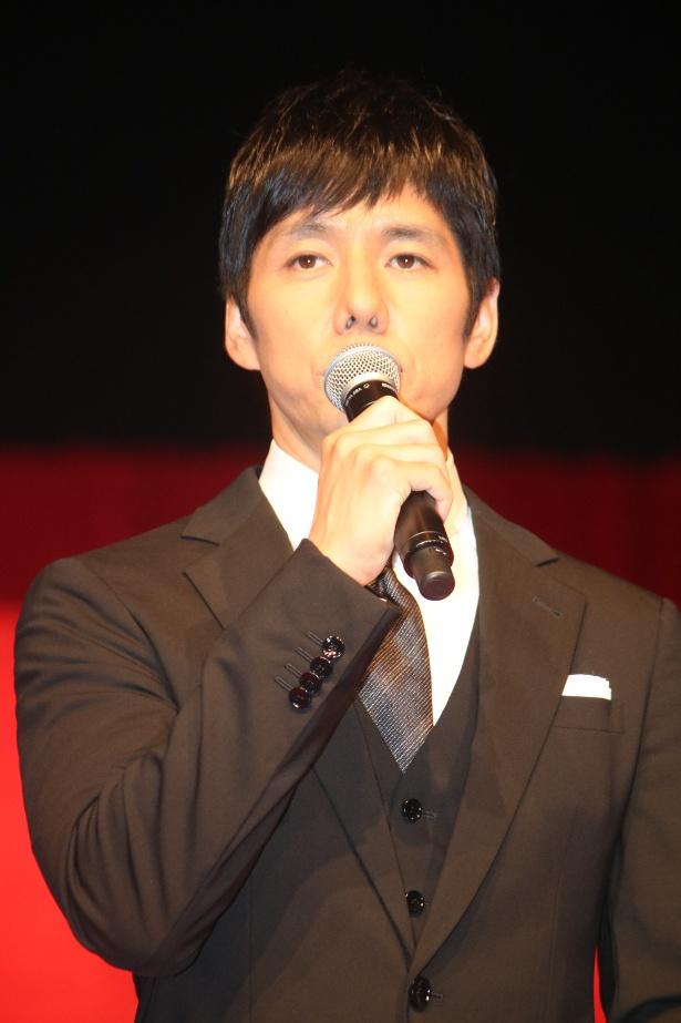 『ラストレシピ~麒麟の舌の記憶~』で二宮和也と共に天才料理人を演じた西島秀俊