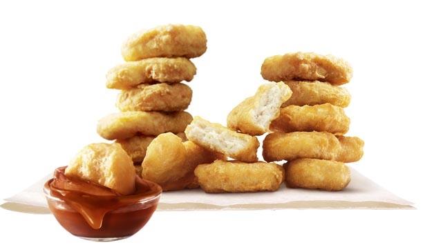 「チキンマックナゲット」(15ピース)
