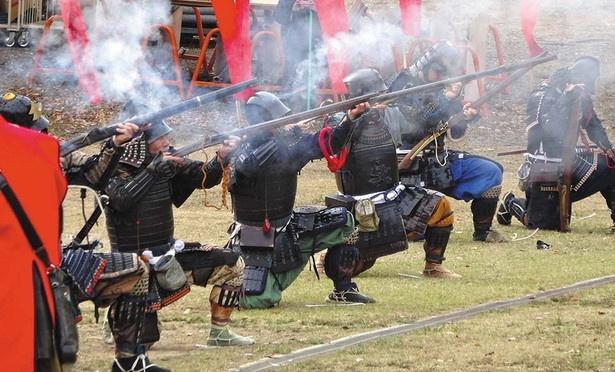2017年11月12日(日)、名古屋で「サムライ・ニンジャ フェスティバル 2017」が開催