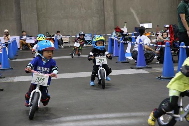人気の「ナゴヤランバイクカップ」も併催