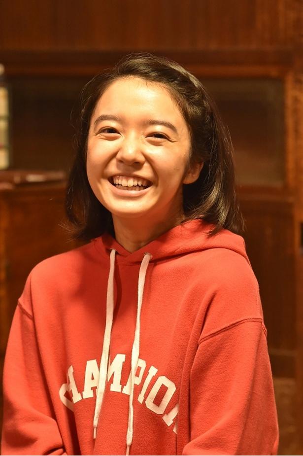 【写真を見る】宮沢茜役の上白石萌音は天真らんまん