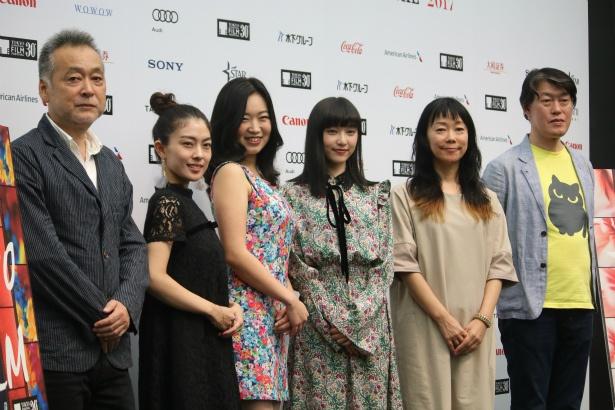 第30回東京国際映画祭のラインナップ発表会が開催