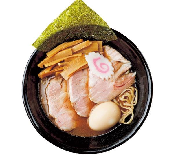 「特製らーめん」(930円)/麺屋いちびり
