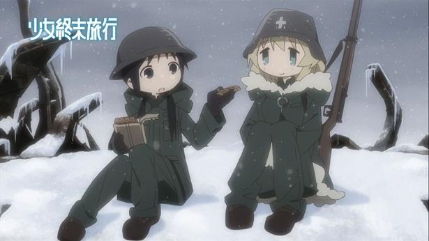TVアニメ「少女終末旅行」よりPV&番宣CMが公開!