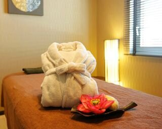 横浜の情緒が息づく和風モダンな個室で アットホームな時間を。「リラクゼーションマキ ホテル横浜ガーデン店」