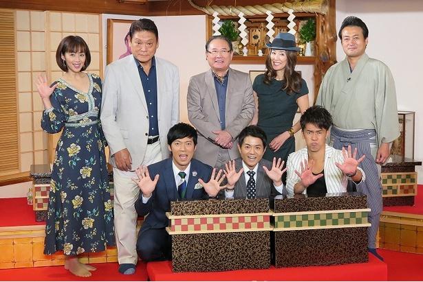 10月5日放送の「和風総本家スペシャル」では大相撲を特集