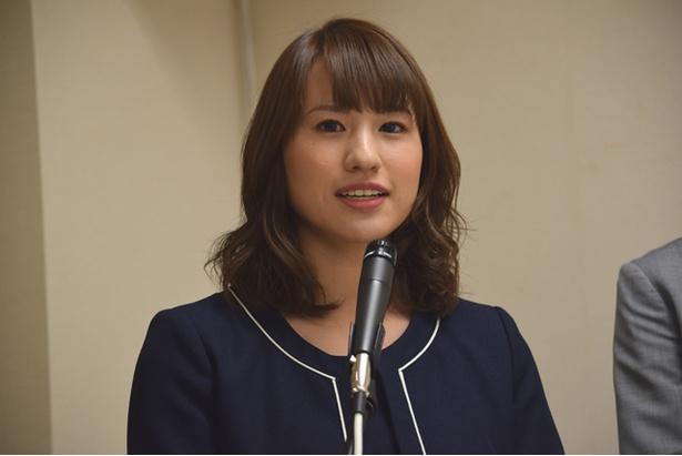 同じく福永裕梨アナウンサーは、大学時代に甲子園球場でビール売りのバイト経験も。
