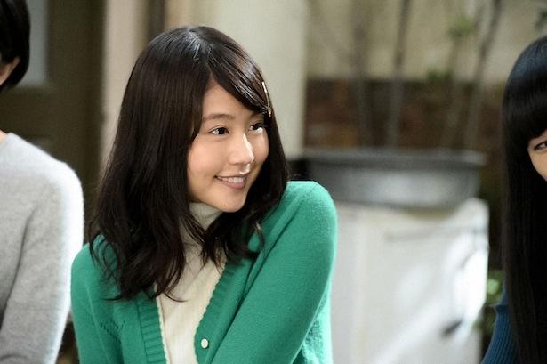 連続テレビ小説「ひよっこ」でヒロイン・みね子役を務めた有村架純