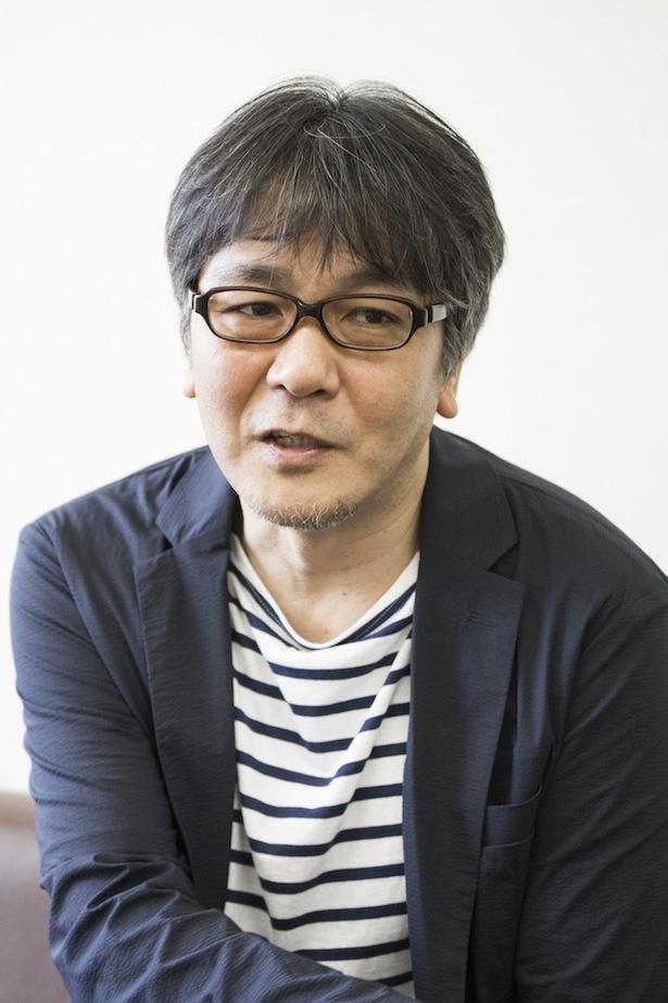 連続テレビ小説「ひよっこ」の脚本を務めた岡田惠和氏