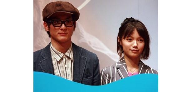 『ソラニン』の宮崎あおいと、共演の高良健吾