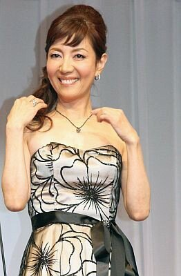 50代の部門で選出された戸田恵子さんは、今回の受賞で「自分が50代だと認識した」と言い、会場を笑わせた