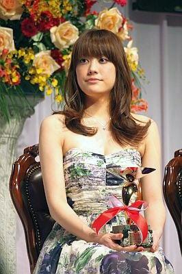 まだ初々しさが残る福田沙紀さん